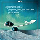 Bach: Harpsichord Concertos, Vol. 3