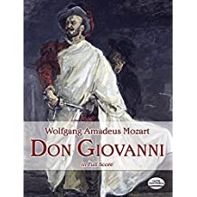 Don Giovanni: In Full Score