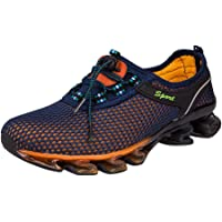 Jimmackey Sandali Sneakers Sportivi Estivi Uomo Trekking Scarpe da Spiaggia All'aperto Pescatore Piscina Acqua Mare…