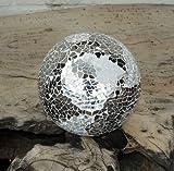 Silber Spiegel-Glas-Mosaik–13cm