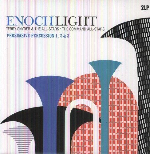 Persuasive Percussion 1,2 & 3 - 2LP [Vinyl LP] Enoch Light