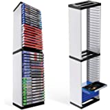 Game Card Box Storage Stand for PS5 Nintendo Switch Xbox Games, Storage Tower for Nintendo Switch, Xbox Game Card Box Holder