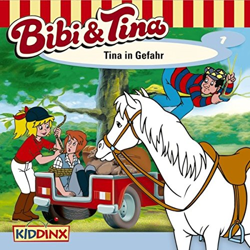 Tina in Gefahr: Bibi und Tina 7