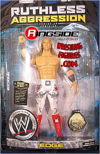 WWE Ruthless Aggression Wrestling 29 Action Figur - Edge (Edge Figur Wrestling)