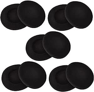 2 Zoll Kopfhörerpolster Ohrpolster Schaumstoff Polster Elektronik