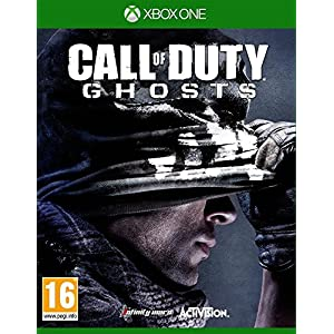 Third Party – Call of Duty : Ghosts Occasion [Xbox One] – 5030917125997