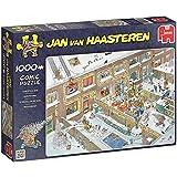 Jumbo 19030 - Puzzle-Jan Van Haasteren Heiligabend, Schreibwaren, 1000 Stück