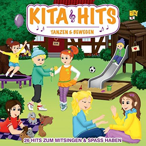 Kita-Hits: Tanzen & Bewegen