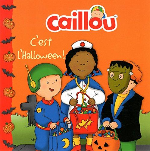 (Caillou : C'est l'Halloween !)