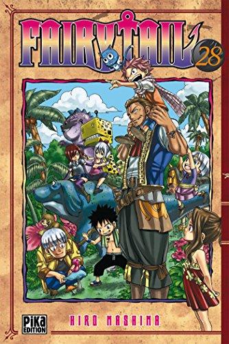 Fairy Tail Vol.28 par Hiro Mashima