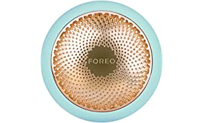 FOREO UFO Smart Mask Treatment Device |Mint| Face Mask in Just 90 Seconds |Facial Mask Treatment with Thermo/Cryo/LED Light Therapy and Sonic Pulsation, Dedicated Smarthone App