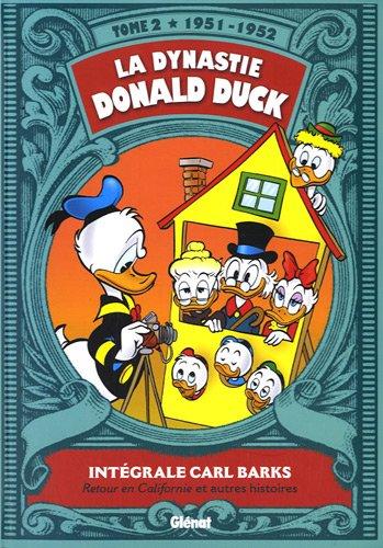 La dynastie Donald Duck, tome 2