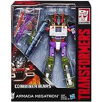 Transformers Generaciones líder clase Armada Megatron figura