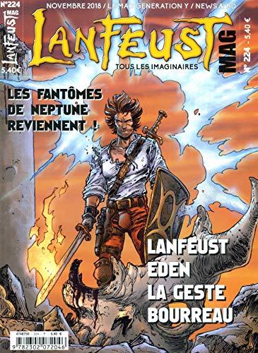 Lanfeust Mag 224 Lib par