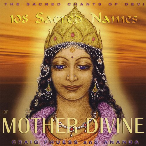108 Sacred Names of Mother Div...