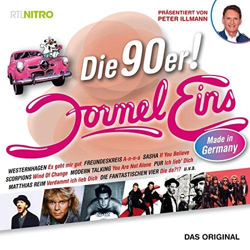 Formel Eins - 90er Made in Germany
