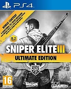 Sniper Elite 3 Ultimate Edition Per Playstation 4
