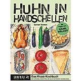Santa Fu–Artículo de la caliente knast, Huhn in Handschellen, 18 x 24 cm / 96 Seiten