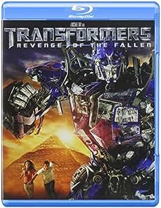 Transformers: Revenge of the Fallen [Blu-ray] [2009] [US Import]