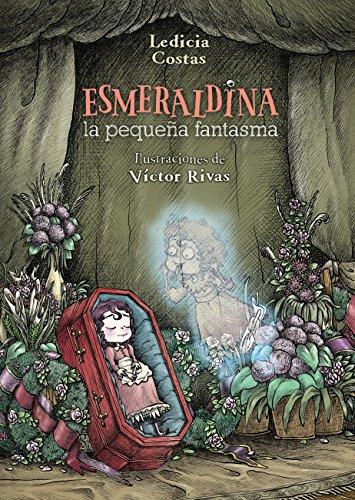 Esmeraldina, la pequeña fantasma - Ledicia Costas 61ngrmFsmrL