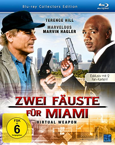 Zwei Fäuste für Miami [Blu-ray]