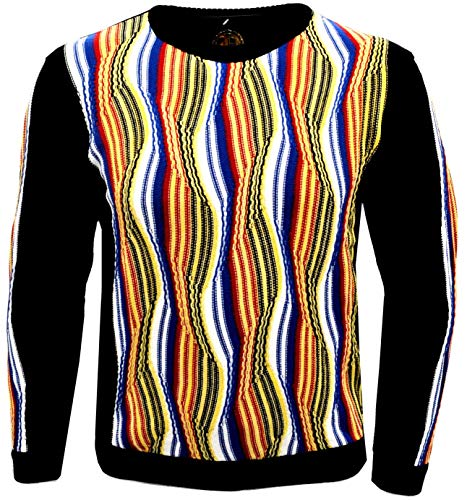 Paolo Deluxe Goldline Sweater Rocco Expressive Hardcore (M) - Deluxe Pullover