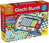 Lisciani Giochi - Giochi Riuniti Più di 20, 65790.0