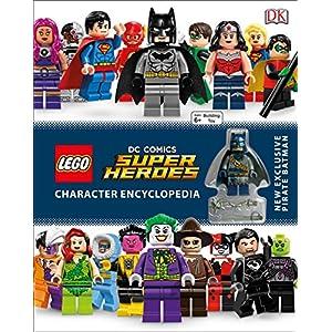 Lego DC Comics Super Heroes Character Encyclopedia 9781465444547 LEGO