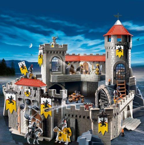 Imagen principal de Playmobil - Gran castillo de los Caballeros del León (4865)