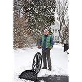SnoWovel SnowWolf SW0310Wheeled Snow Shovel