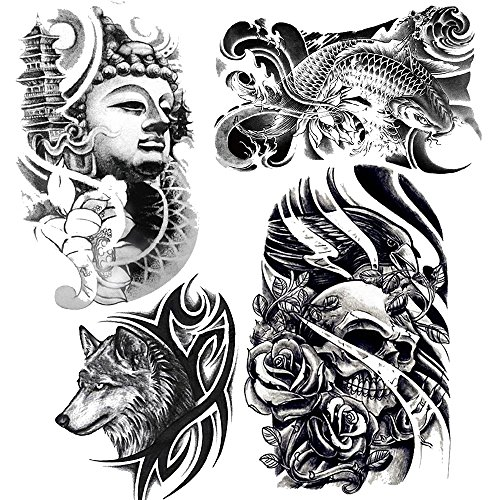 nuovo-design-3d-temporary-tattoos