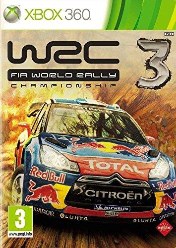 Xbox 360 WRC 3 EU Import auf Deutsch spielbar