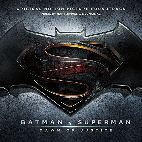 Batman v Superman [enr. sonore] : Dawn of justice, bande originale du film de Zack Snyder