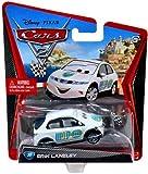 Disney Pixar Cars 2 Erik Laneley # 39 (WGP Race Starter) - Voiture Miniature Echelle...