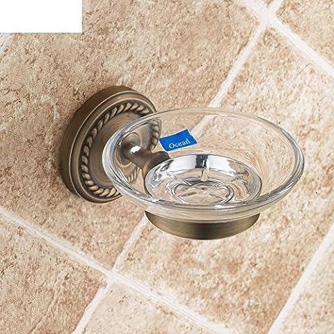 All copper antique/Soap Network/Soap dish/Quartet Soap Network/Soapbox/Continental/Bathroom