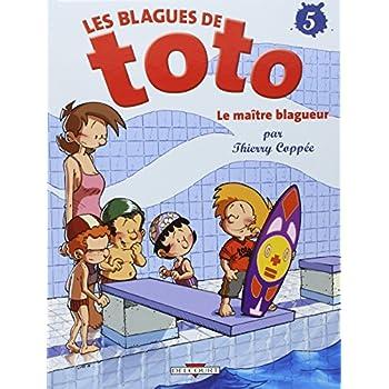 Les Blagues de Toto, Tome 5 : Le maître blagueur