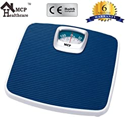 MCP Deluxe Personal Weighing Scale Analog Mechanical