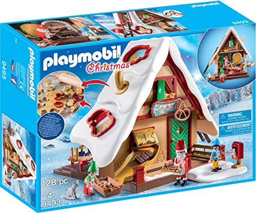 Playmobil- Panadería Navideña Juguete
