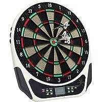 Diana electrónica dardos electrónicos juego Monitor LCD con 6 dardos 43 cm para 1-8 jugadores