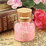 Bluelover 24 colores terciopelo flocado arte de uñas polvo decoración de vidrio Pot 001