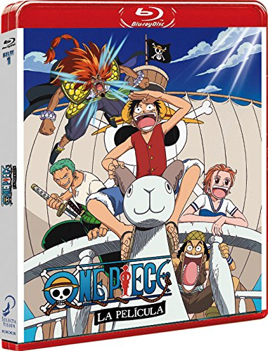 One Piece. La Película [Blu-ray]