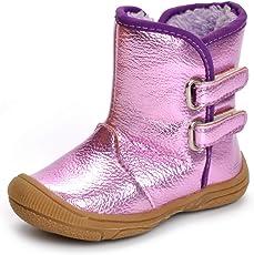 Matt Keely Baby Jungen Mädchen Schneestiefel Kleinkind Winter warme Schuhe