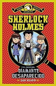 Sherlock Holmes y el caso del diamante desaparecido par Sam Hearn