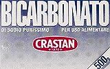 Crastan - Policarbonato di Sodio per Uso Alimentare - 500 g
