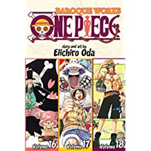 One Piece: Baroque Works 16-17-18