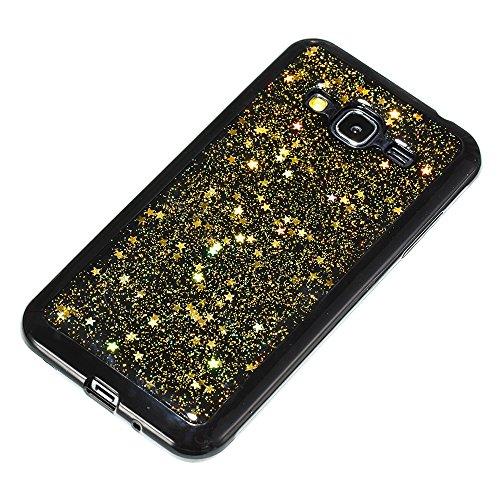 custodia samsung j3 2016 glitter
