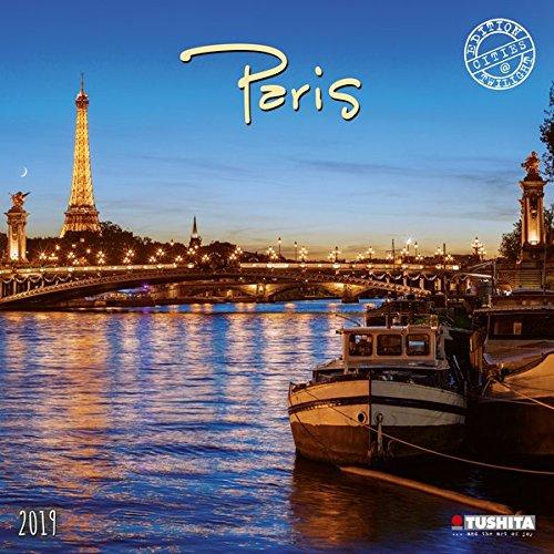 Bonjour Paris 2019 (CITIES AT TWILIGHT)