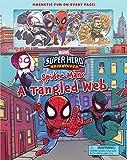 Marvels Super Hero Adventures Spider-Man: A Tangled Web (Marvel Superhero Adventures)