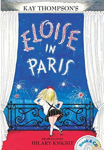 Eloise in Paris: Book & CD -