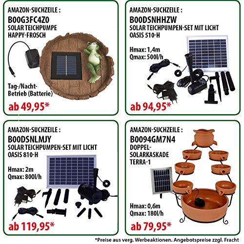 Amur Solar Teichpumpe Oasis - 7